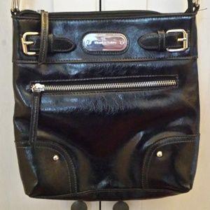 Franco Sarto Cross Body Leather Bag